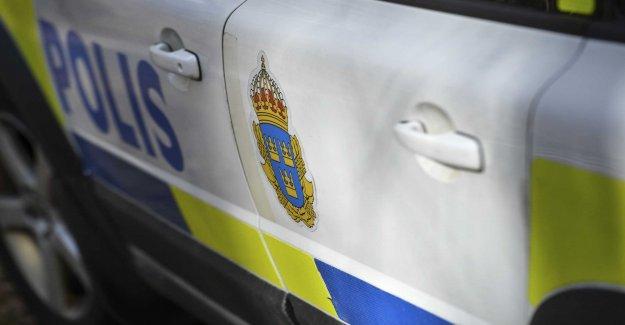 Man found with gunshot wound in the thigh
