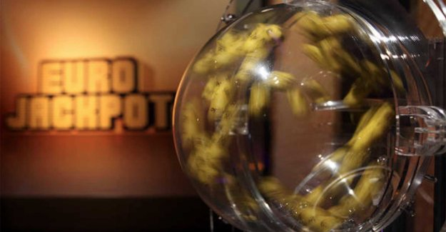 Man from Sweden took home record profits on the Eurojackpot