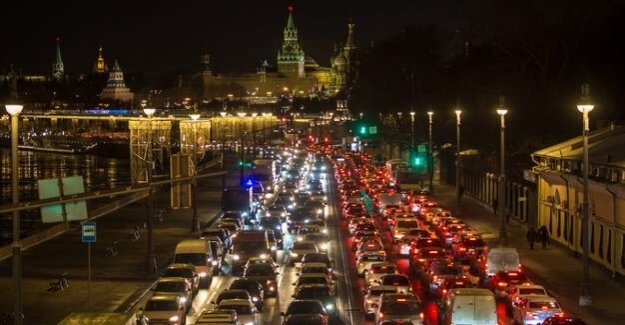 Moscow : the transformation of The car-sharing capital of