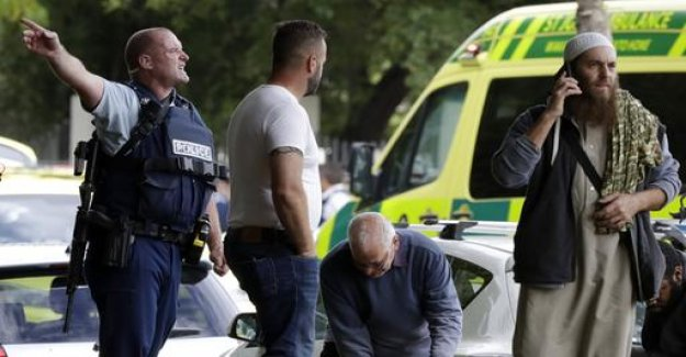 New Zealand: Dead and wounded in attacks on mosques