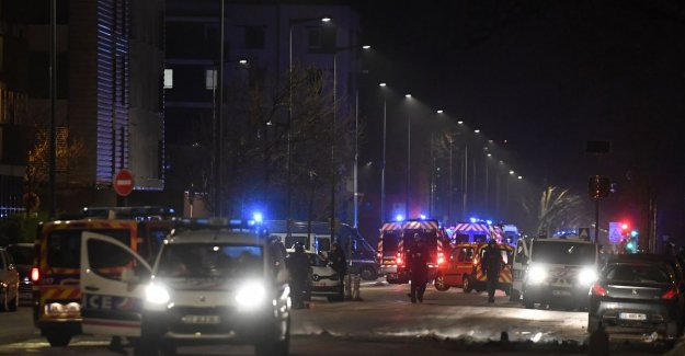 Nightly riots in Grenoble after two teenagers die during politieachtervolging