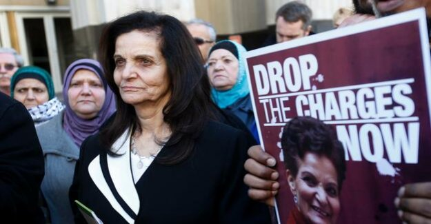 No appearance, no visa : Berlin offers Rasmea Odeh is no stage