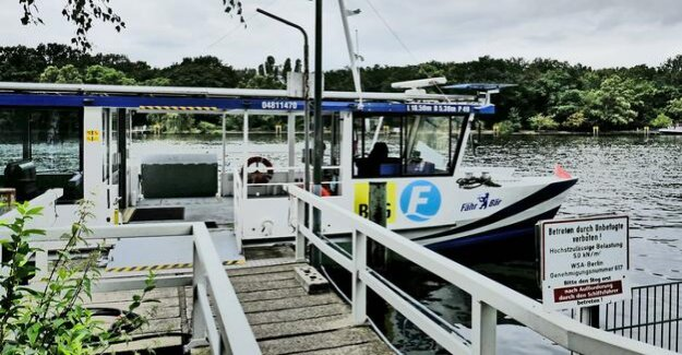 People-Newsletter on Monday : ferry rescued, ship sold