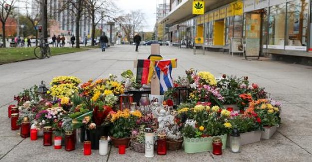 Process in Chemnitz: the situation in the summer of escalated