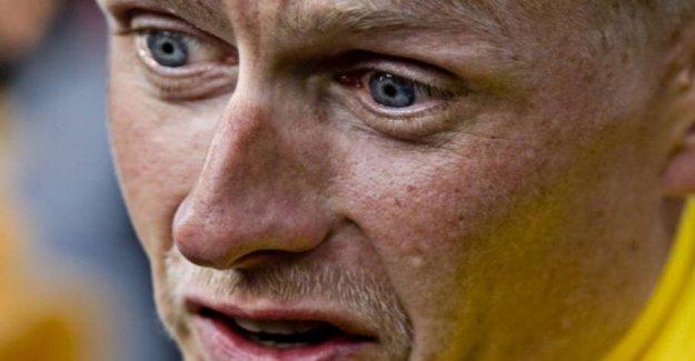 Rasmussen is sure: It is my dopingudstyr
