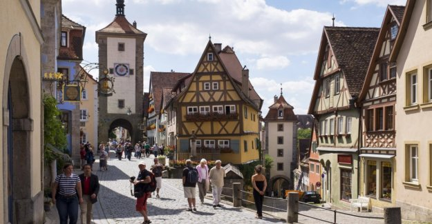 Rothenburg wants to be a cultural Upgrading