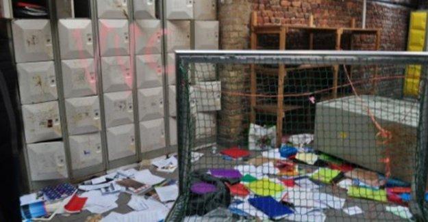 Saint-Aloysiuscollege deletes 100 days after the vandalism: powerful signal