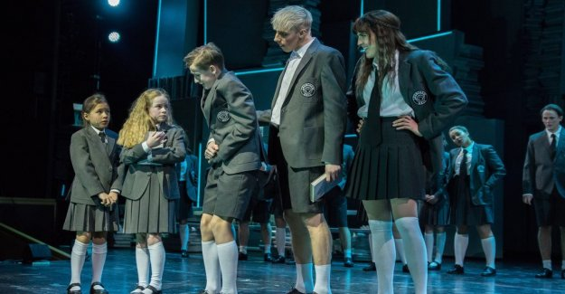 Scenrecension: Matilda – the musical is a tribute to the formation