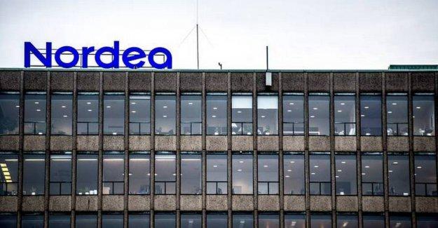 Stocks plummets: Nordea in potential money laundering billions