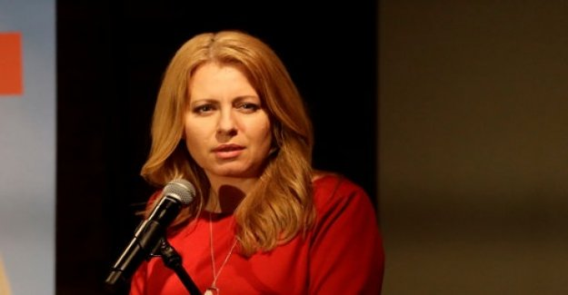 Success for Caputova in the case of presidential election in Slovakia