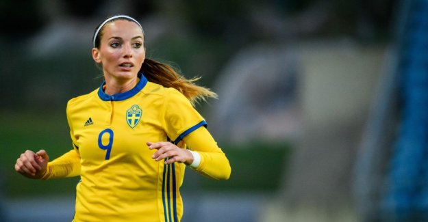 Sweden play world CUP dress rehearsal against south Korea