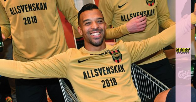 Swedish MLS-pro utköpt from the contract