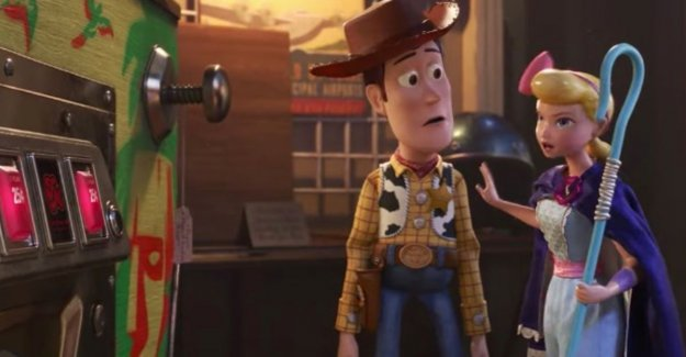 TRAILER. New characters and an old acquaintance in 'Toy Story 4'