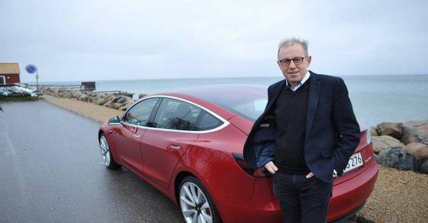 Tesla-the veteran meets the new