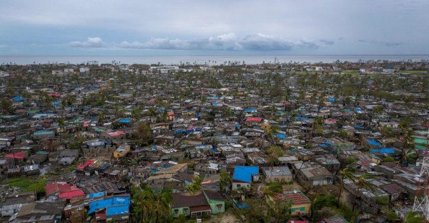 The Swedish Red cross is preparing for action after cyclone