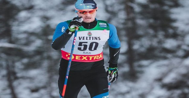 The Swedish star skier chuckling Poltoraninin doping explanation: No one issued a