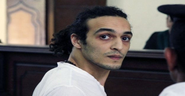 The renowned egyptian photographer out of prison