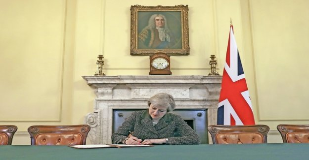 Theresa May is not distracted