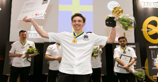 This year's Bakers 2019 – winner Alexander Pelli