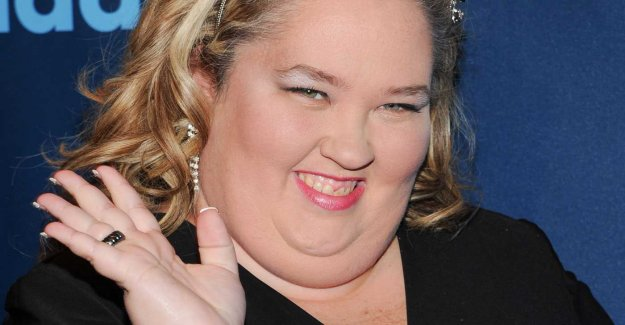Tv-profile Mama June was arrested by police for possession of crack cocaine
