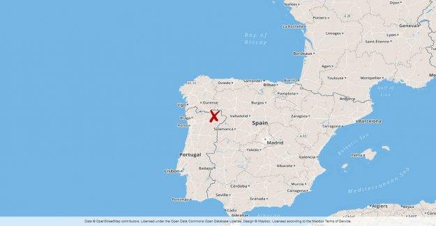 Two dead in plane crash in Portugal