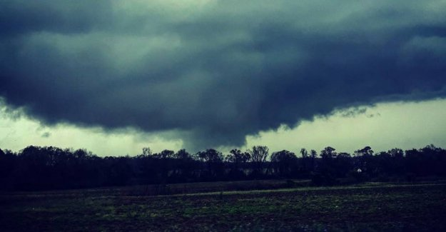 UNITED states: the death toll rising after massive tornado