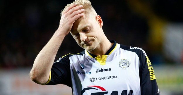 VIDEO. O irony: Anderlecht refers Deschacht and Lokeren after 23 years in the Jupiler Pro League to 1B