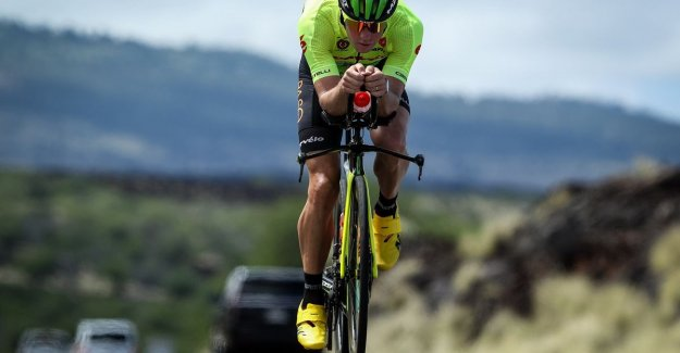 Van Lierde starts his season tomorrow in Mexico with new bike - Aernouts will occur on april 7 in the league