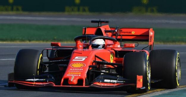 Why are we so slow? Sebastian Vettel has dropped in the formula 1 opener in Melbourne