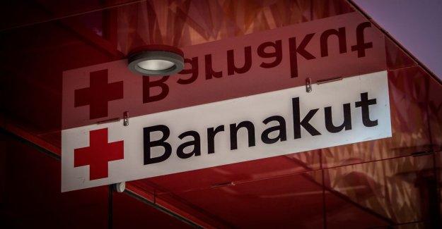 35 nurses on Karolinskas barnakut threatens to resign