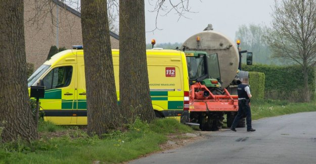 74-year-old farmer killed in accident with tractor