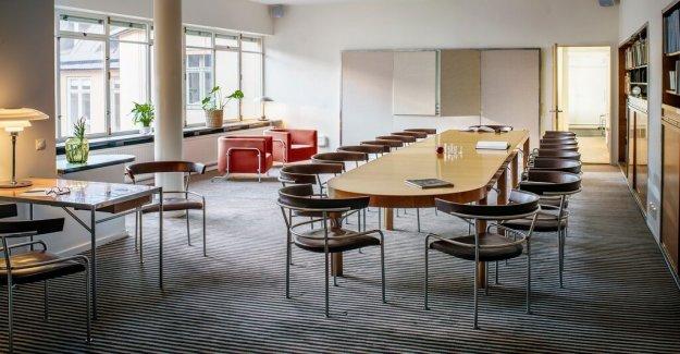 Annica Kvint: Ingenious triangelavtal saves Asplund's unique rooms