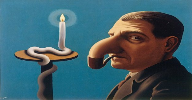 Art review: Magritte gives the tanks an unexpected nudge