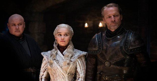 At least one Game of thrones-project scrapped