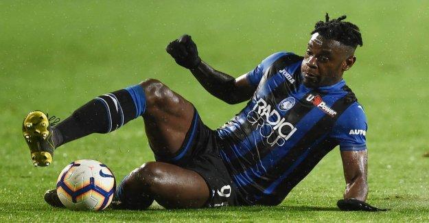 Atalanta's depressing record: the 47 shots – zero goals