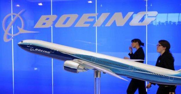 Balance sheet for Boeing 737-Max debacle behind deep marks