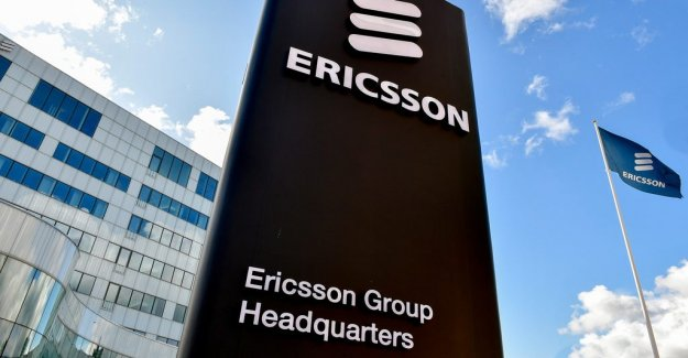 Better than expected by Ericsson