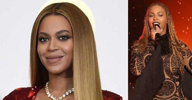 Beyoncé surprised with the live album