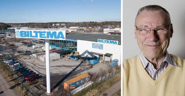Biltema-founder suspected of money laundering
