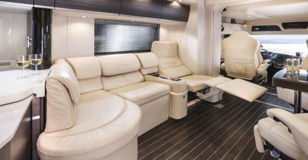 Commercial cooperation with Best-Caravan: This is a Finnish luxury tourism car! Wheels luxury one bedroom apartment cost in the range of approximately 760 000 euros
