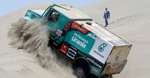 Dakarrally move in 2020 from South America to Saudi Arabia