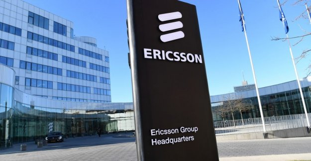Dan Lucas: China may be the worse threat to Ericsson is miljardböter in the united states