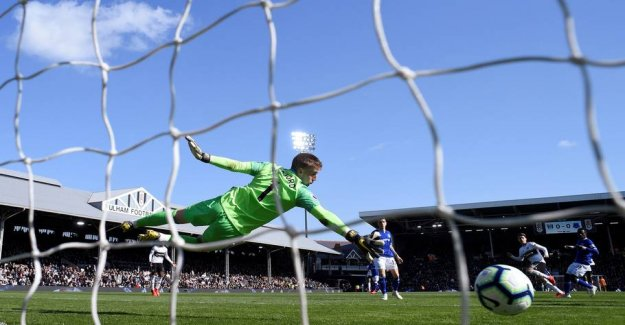 Danish talent sold to the Premier League