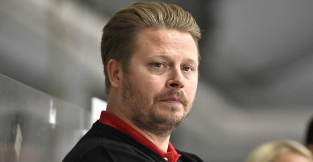 Denmark moves up in A-the world ice hockey CHAMPIONSHIPS, while Sweden knocked out
