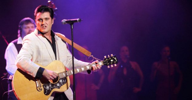 'Elvis' is sometimes 3 times per year in the same hall: tribute acts are more popular than ever