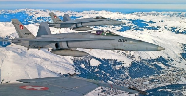 Errors in the procurement of the F/A-18