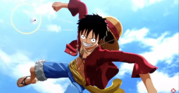 GAMEREVIEW. One Piece: World Seeker' will be the only real fans delight