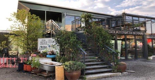 Gelateria di Berna is the Second