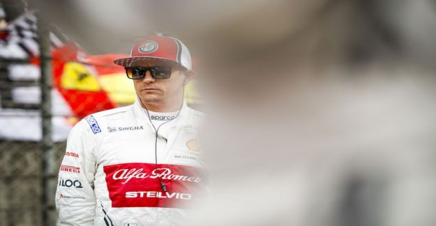 Kimi Raikkonen statement racing partners think of the ominous comments, Alfa Romeo has started the season furiously - we Understand already something