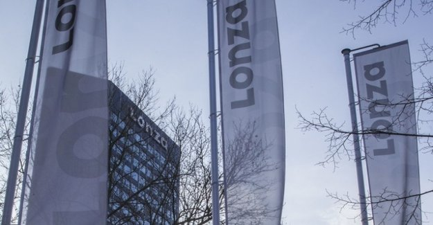 Lonza confirmed to solid quarter, full-year forecasts